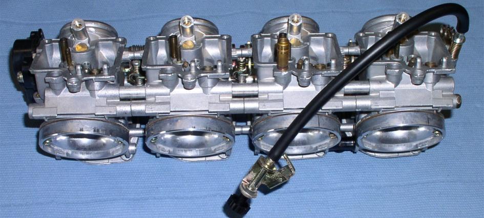 Ultrasonic Cleaner For Carburetors : Ultrasonic cleaning of carburetor